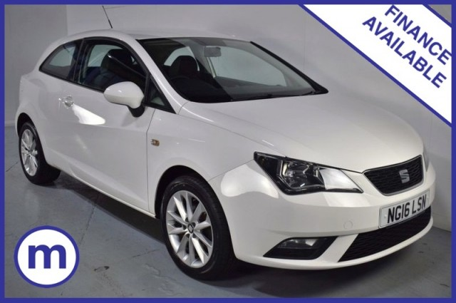 Used Seat Ibiza Tsi SE Technology Hatchback