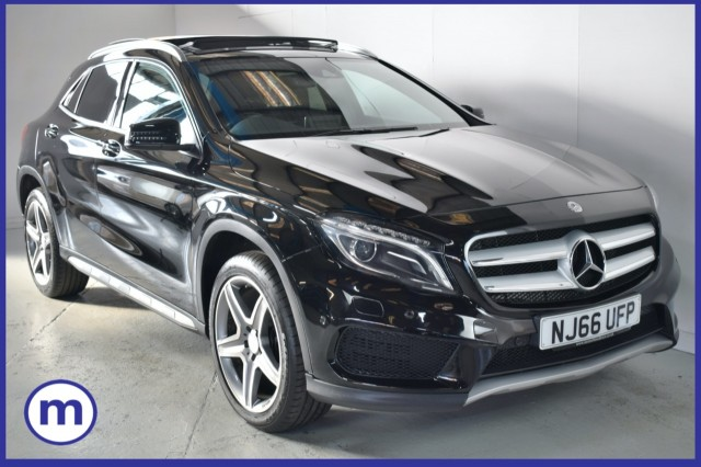 Used Mercedes Benz Gla-class Gla 200 D Amg Line Premium Plus Estate
