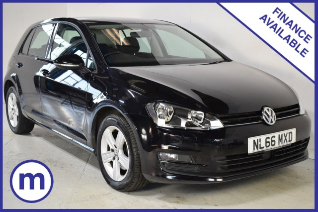 Used Volkswagen Golf Match Edition TDi Bmt DSG Hatchback