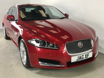 Jaguar XF D V6 Premium Luxury