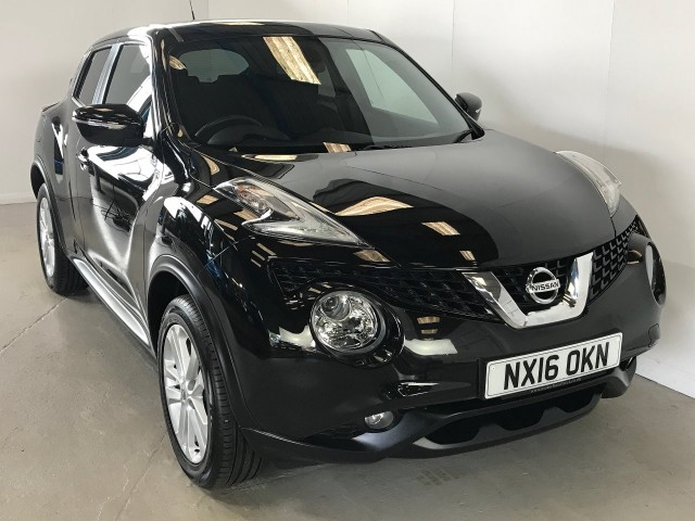 Used Nissan Juke N-connecta Dig-t Suv