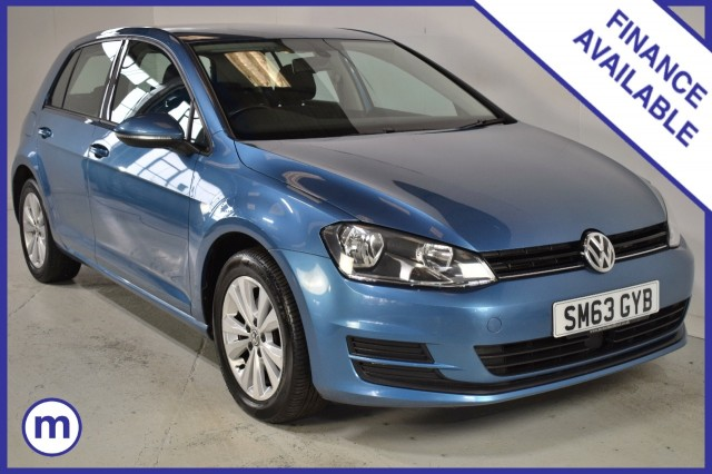 Used Volkswagen Golf SE TDi Bluemotion Technology DSG Hatchback