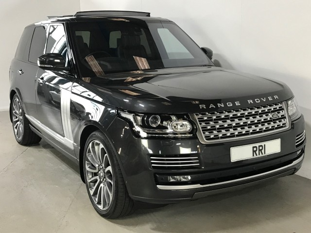 Used Land Rover Range Rover Sdv8 Autobiography Suv