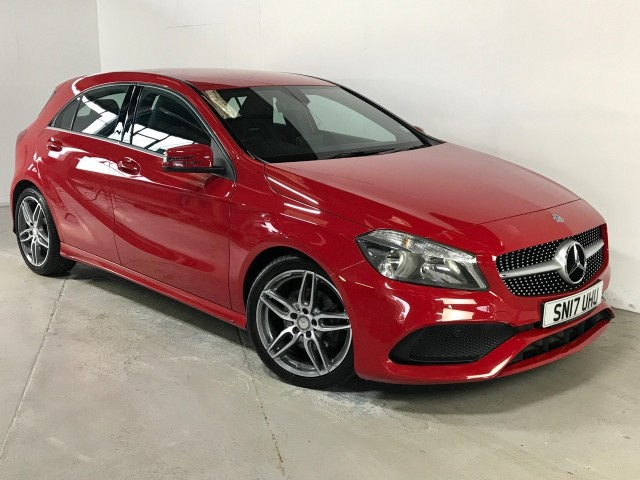 Used Mercedes Benz A-class A 200 D Amg Line Hatchback