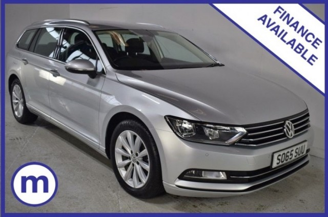 Used Volkswagen Passat SE TDi Bluemotion Technology Estate