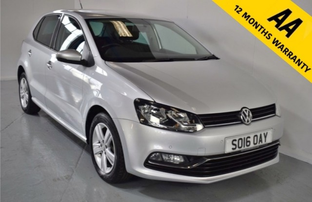 Used Volkswagen Polo Match TDi Hatchback