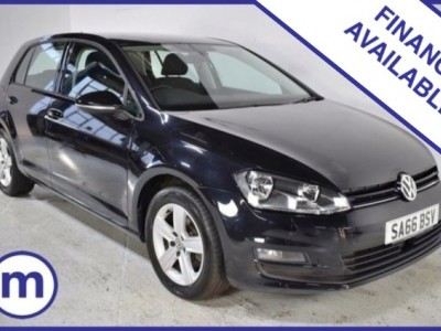 Volkswagen Golf Match Edition Tsi Bmt
