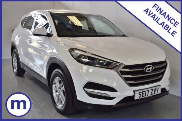 Used Hyundai Tucson CRDi S Blue Drive Estate