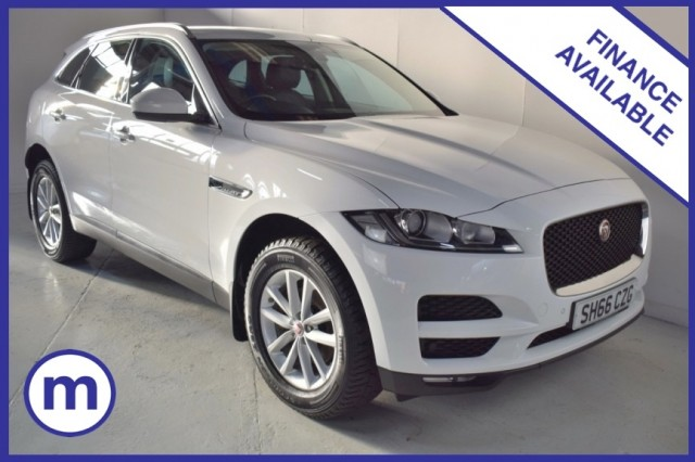 Used Jaguar F-pace Prestige Awd Estate