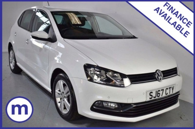 Used Volkswagen Polo Match Edition Hatchback