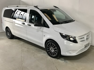 Mercedes Benz Vito 114 Bluetec Tourer Pro