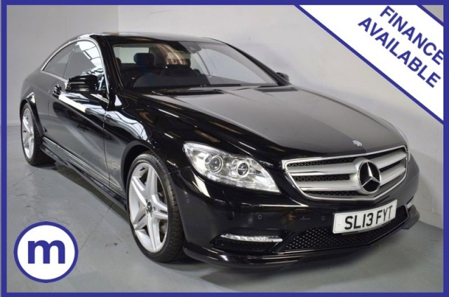 Used Mercedes Benz Cl Cl500 BlueeffiCiency Coupe