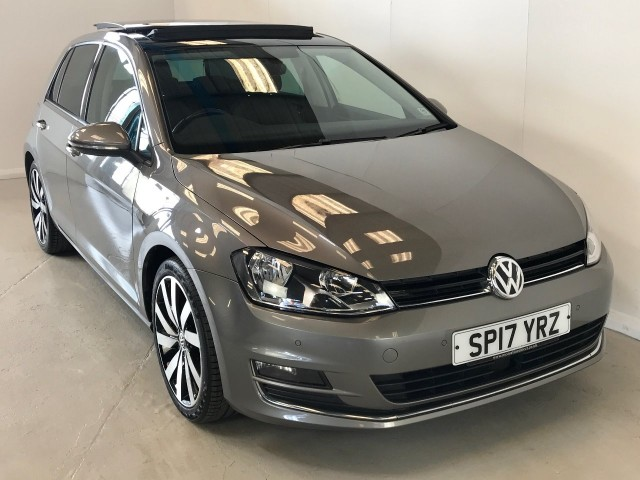 Used Volkswagen Golf GT Edition Tsi Act Bmt DSG Hatchback