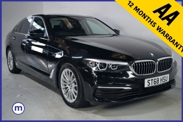 Used BMW 5 Series 530e Se Saloon
