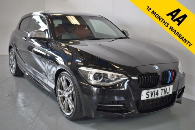 Used BMW 1 Series M135i Hatchback