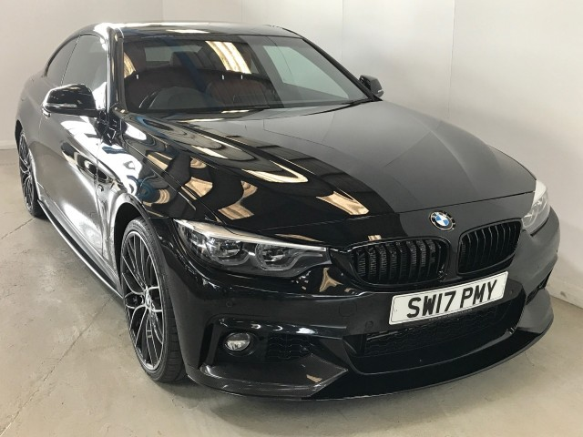 Used BMW 4 Series 435d Xdrive M Sport Coupe
