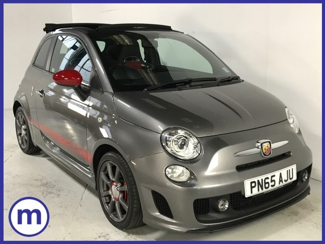 Used Fiat 500 C Custom Mta Convertible
