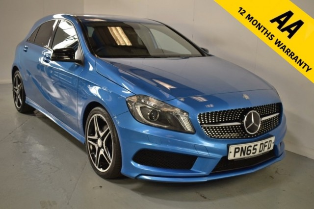 Used Mercedes Benz A-class A200 CDi Amg Night Edition Hatchback