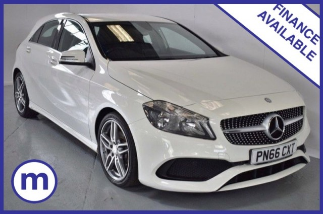 Used Mercedes Benz A-class A 180 D Amg Line Hatchback