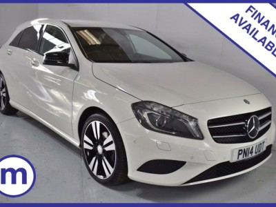 Mercedes Benz A-class A200 Cdi Blueefficiency Sport