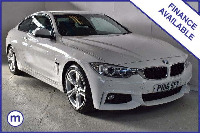 Used BMW 4 Series 420d M Sport Coupe