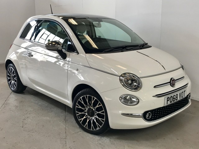 Used Fiat 500 Collezione Hatchback