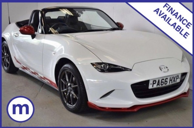 Used Mazda MX-5 Icon Convertible