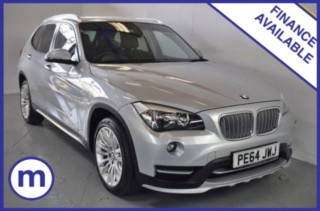 Used BMW X1 Xdrive18d Xline Suv