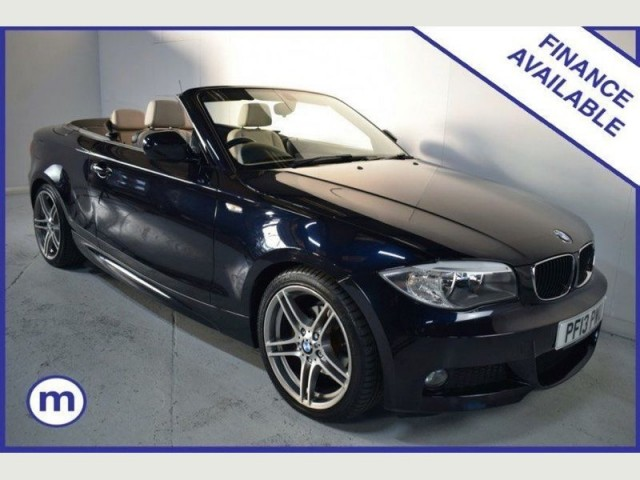 Used BMW 1 Series 118i Sport Plus Edition Convertible