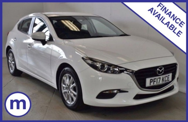 Used Mazda 3 Se Hatchback