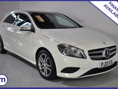 Mercedes Benz A-class A180 Blueefficiency Sport