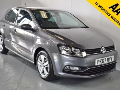 Volkswagen Polo Match Edition Tsi Dsg