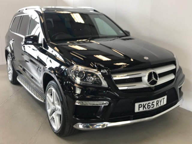 Used Mercedes Benz Gl-class Gl350 Bluetec Amg Sport Estate