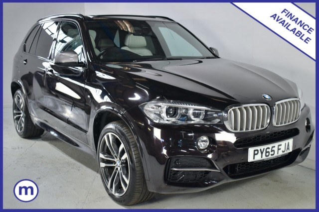 Used BMW X5 M50d Suv