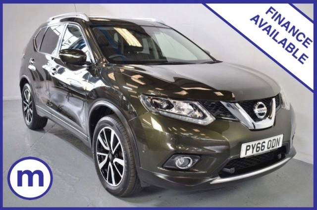 Used Nissan X-trail DCi Tekna Xtronic Estate