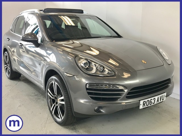Used Porsche Cayenne D V6 Tiptronic Estate
