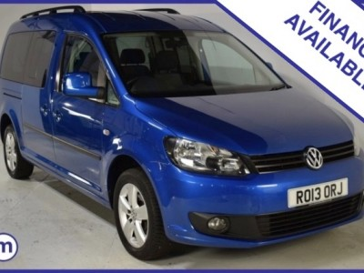 Volkswagen Caddy Maxi C20 Life Tdi Bluemotion Technology