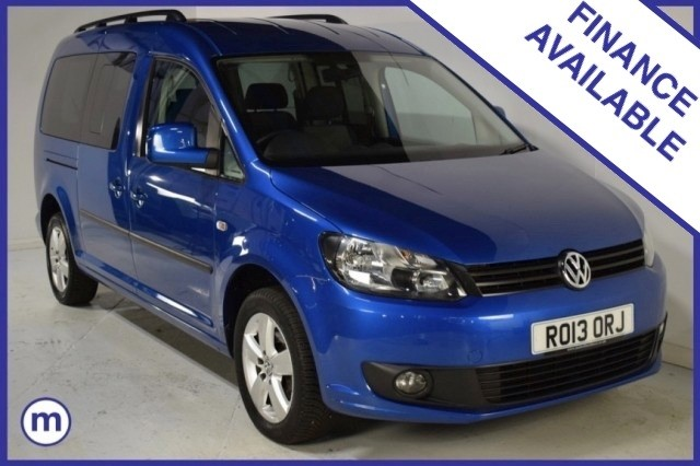Used Volkswagen Caddy Maxi C20 Life TDi Bluemotion Technology MPV