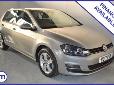 Volkswagen Golf Match Edition Tdi Bmt