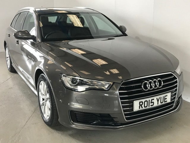 Used Audi A6 Avant TDi Ultra Se Estate