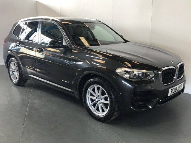 Used BMW X3 Xdrive20d Se Suv