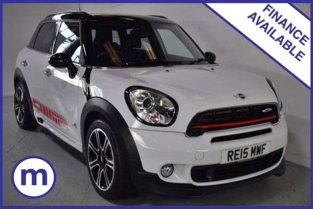 Used Mini Countryman John Cooper Works Hatchback