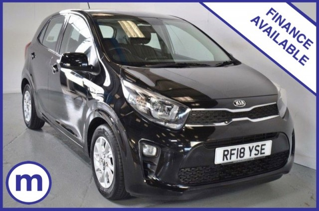 Used Kia Picanto 2 Hatchback
