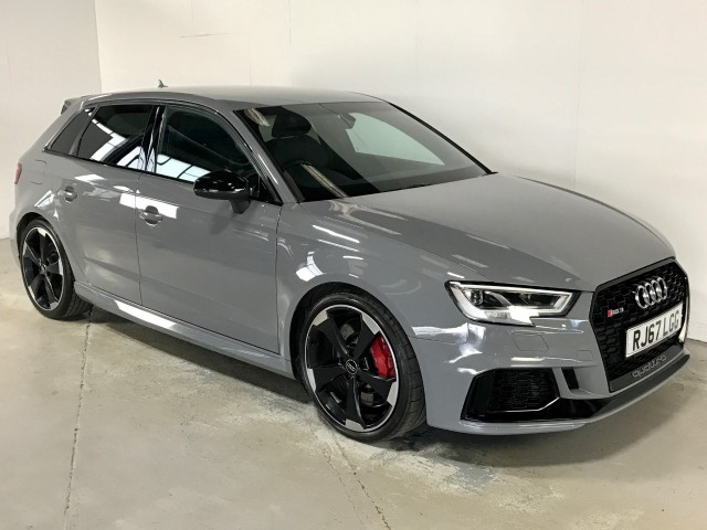 Used Audi A3 RS 3 Quattro Hatchback