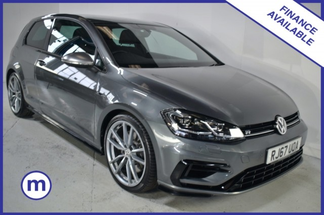 Used Volkswagen Golf R Tsi DSG Hatchback