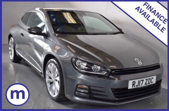 Used Volkswagen Scirocco GT Tsi Bluemotion Technology DSG Coupe