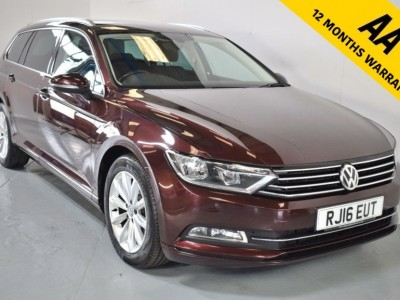 Volkswagen Passat Se Business Tdi Bluemotion Technology
