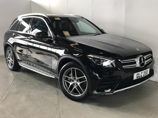 Used Mercedes Benz Glc-class Glc 250 D 4matic Amg Line Estate