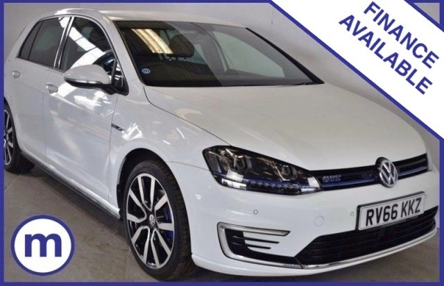 Used Volkswagen Golf GTe Nav DSG Hatchback