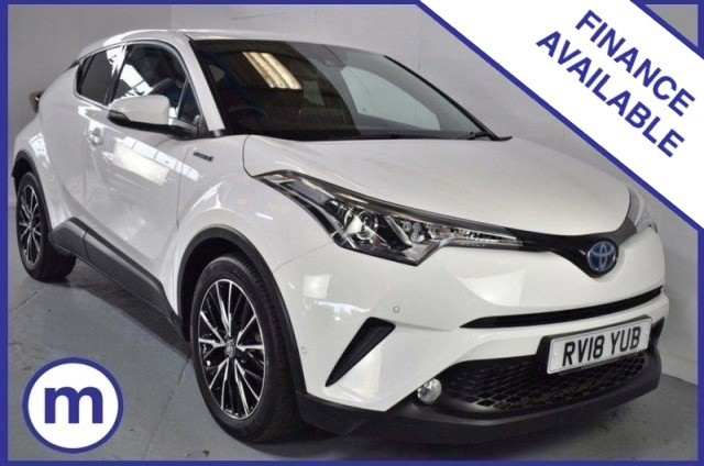 Used Toyota C-hr Excel Hatchback